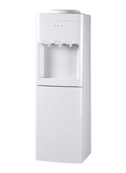 Geepas Top Load Water Dispenser, with Cabinet, GWD8354, White