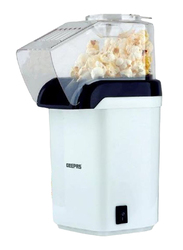 Geepas Popcorn Maker, 1200W, GPM840, White