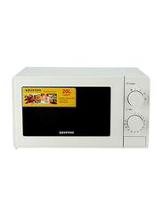 Krypton 20L Microwave Oven, 700W, KNMO6196, White