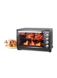 Geepas 120L Multifunction Microwave Oven, 2800W, GO4461, Black