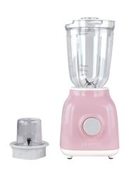 Krypton 2 in 1 Blender, 400W, KNB6207, Pink
