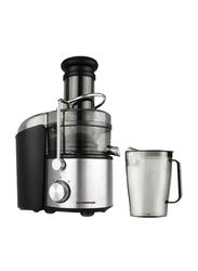 Olsenmark 2L Juice Extractor, 800W, OMJE2345, Black/Silver