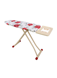RoyalFord Foldable Ironing Board, RF7138, Red/White