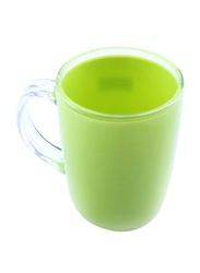 RoyalFord 300ml Acrylic Water Cup With Handle, RF6210, Green