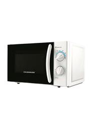 Olsenmark 20L Microwave Oven, 1200W, OMMO2260, White