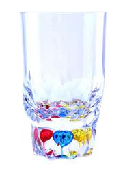 RoyalFord Acrylic Glass with Crystal Base, RF6890, Clear