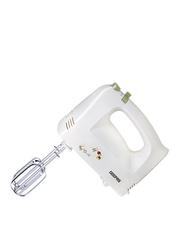 Geepas 5 Speed Hand Mixer, 200W, GHM2001, White