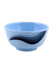 RoyalFord 3.5-inch Melamine Ware Super Rays Small Round Serving Bowl, RF8700, Blue