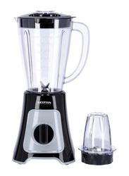 Krypton 2 In 1 Blender, 400W, KNB6125, Black/White