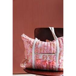 Louise Misha Antala Flower Printed Bag, Coral