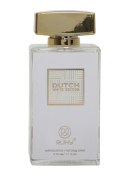 Ruky Perfumes Dutch White Edition 80ml EDP Unisex