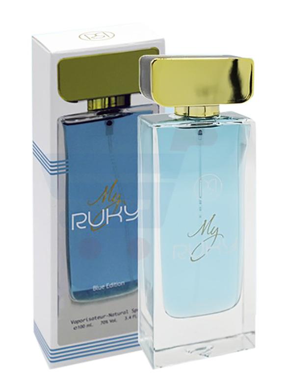 Ruky Perfumes Blue Edition 100ml EDP Unisex