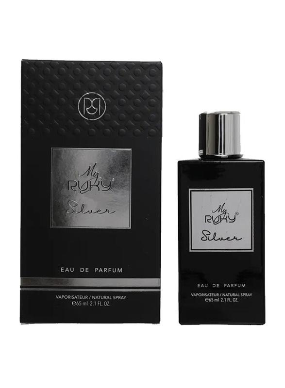 Ruky Perfumes Silver 65ml EDP Unisex