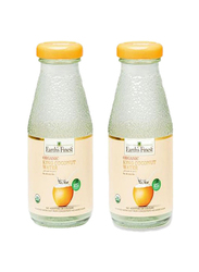 Earth's Finest Organic King Coconut Water, 2 Pieces x 360ml