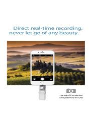 Zakk 32GB iDisk USB Flash Drive for Apple iPhone/iPad, White