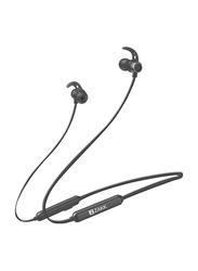 Zakk Flex Wireless Neckband Headphones, Grey