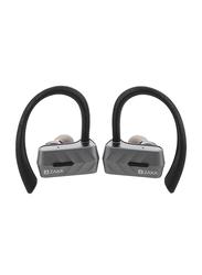 Zakk Twins Wireless In-Ear Noise Cancelling Headphones, Grey