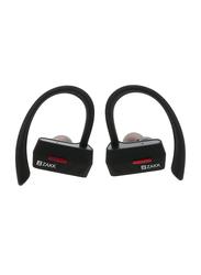 Zakk Twins Wireless In-Ear Noise Cancelling Headphones, Black