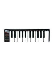 Akai Professional LPK25 Keyboard Controller, 25 Keys, Black