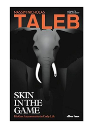 Skin in The Game, Paperback Book, By: Nassim Nicholas Taleb