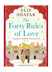 The Forty Rules of Love (English), Paperback Book, By: Elif Shafak