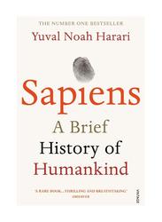 Sapiens (English), Paperback Book, By: Yuval Noah Harari