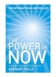 The Power Of Now, Paperback Book, By: Eckhart Tolle