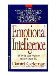 Emotional Intelligence, Paperback Book, By: Daniel Goleman