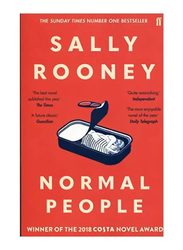 Normal People, Paperback Book, By: Sally Rooney