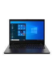 Lenovo ThinkPad L14 Gen 1 Laptop, 14 inch FHD Display, Intel Core i5-10210U 10th Gen 1.6GHz, 256GB SSD, 8GB RAM, Integrated Intel UHD Graphics, EN KB, Dos, Black