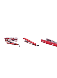 Sonashi Hair Straightener, 60W, SHS 2042, Red