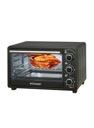Sonashi 21L Microwave Oven, 1380W, with Timer, STO 730, Black