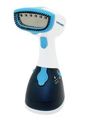 Sonashi Portable Handheld Garment Steamer, 1100W, SGS 315, Blue/White