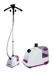 Sonashi 2.8L Garment Steamer, 1800W, SGS 312, Purple/White