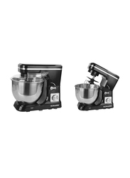 Sonashi Stand Hand Mixer, 1000W, with Motor Overheat Protection, SMX 140, Black