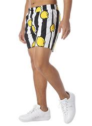 Nikben Limoncello Drawstring Shorts for Men, Large, Multicolour