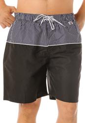 Scipo Coast Drawstring Shorts for Men, Double Extra Large, Black