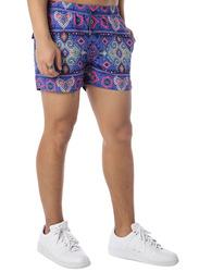 Nikben Namaste Drawstring Shorts for Men, Small, Multicolour