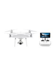 DJI Phantom 4 Pro+ V2.0 Drones Camera with Lens, 20 MP, White