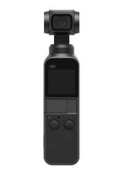 Dji Osmo Pocket Camera with Lens, 12 MP, Black