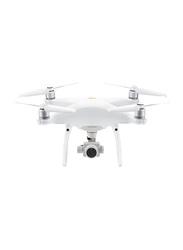 Dji Phantom 4 Pro V2.0 Drones Camera with Lens, 20 MP, White