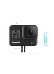 GoPro Hero 8 Action Camera with Hyper Smooth 2.0, 12 MP, Black