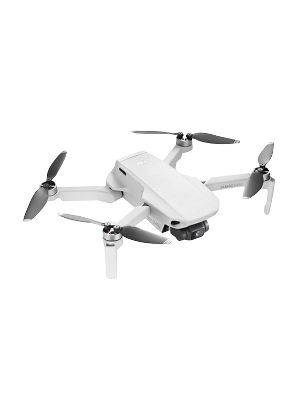 DJI Mavic Mini Fly More Combo Drone, 12MP, White ...