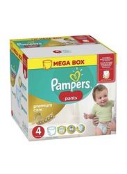 Pampers Premium Care Pants, Size 4, 8-14 kg, Mega Box, 66 Count