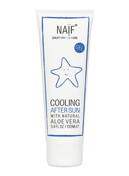 Naif Cooling After Sun Gel, 100ml, White