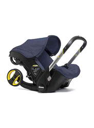 Doona 0+ Infant Baby Convertible Car Seat and Stroller, Navy Blue