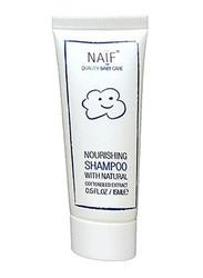 Naif Nourishing Shampoo, 15ml, White