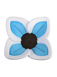 Blooming Bath Sink Bath Tub for Infant Kids, Lotus, Turquoise