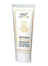 Naif Softening Body Lotion, 15ml, White
