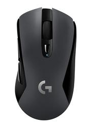 Logitech G603 Lightspeed Wireless Optical Gaming Mouse, Black